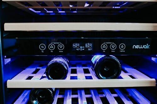 How To Set Wine Cooler Temperature