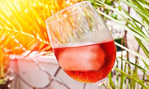 Iced Red Wine Recipes