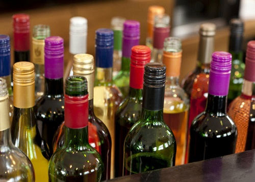 What Is A Screw Cap On A Wine Bottle Called