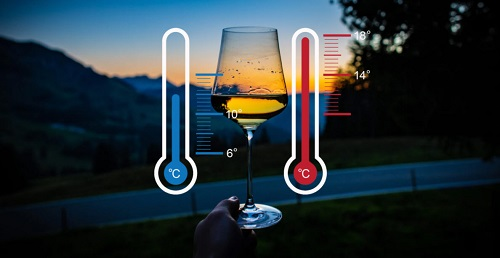 Why is it so important to serve wine at the best temperature