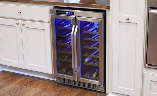 Thermoelectric Wine Cooler