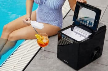 Camping Ice Maker
